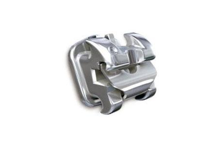 Boitier en métal appareil orthodontique