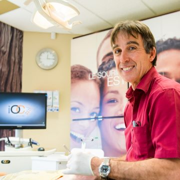 Visite de la clinique orthodontique - Dr Denis Bernard 1